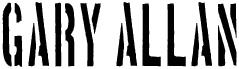 Gary Allan Tour